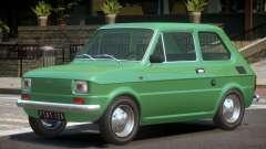 Fiat 126 V1.0 pour GTA 4