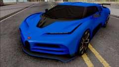 Bugatti Centodieci EB110 2020 Milestone pour GTA San Andreas