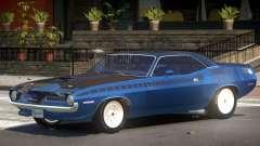 Plymouth Cuda Tuning für GTA 4