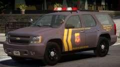 Chevrolet Tahoe Y12 Police