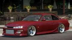 Nissan 240SX GT