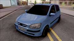 Hyundai Getz Sound Car