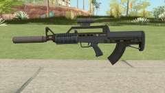 Bullpup Rifle (Two Upgrades V9) Old Gen GTA V