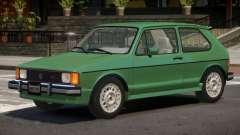 1986 Volkswagen Rabbit pour GTA 4