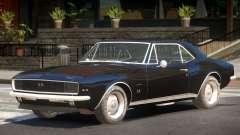 1968 Chevrolet Camaro pour GTA 4