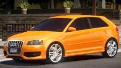 Audi S3 Y06 V1.2 pour GTA 4