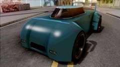 ZX-F für GTA San Andreas
