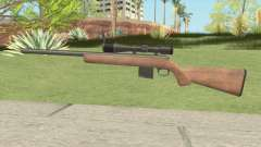 Sniper Rifle GTA IV für GTA San Andreas