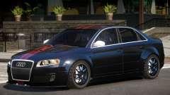 Audi RS4 Y11 pour GTA 4