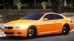 BMW M6 V1.3 pour GTA 4