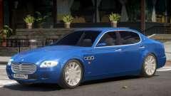 Maserati Quattroporte V1.0