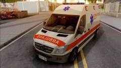 Mercedes-Benz Sprinter Ambulans Hitna Pomoc