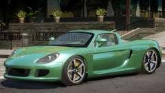 Porsche Carrera GT V1.1 pour GTA 4