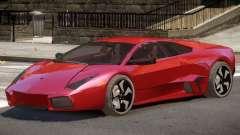 Lamborghini Reventon ST für GTA 4
