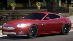 Jaguar XKR-S Tuned pour GTA 4