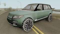 Range Rover SVAutobiography (MQ) pour GTA San Andreas