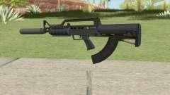 Bullpup Rifle (Two Upgrades V8) Old Gen GTA V