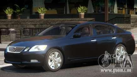 Lexus GS450 Y6 pour GTA 4