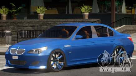 BMW M5 Lumma V1 für GTA 4