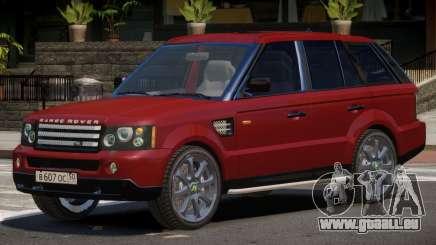 Land Rover Sport pour GTA 4