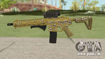 Carbine Rifle GTA V (Calaberas) für GTA San Andreas