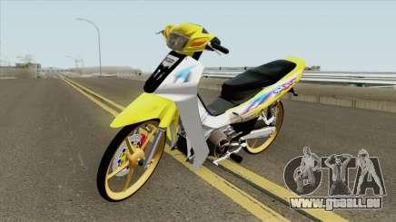 Yamaha FIZ R LE für GTA San Andreas