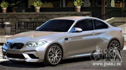 2018 BMW M2 Competition für GTA 4