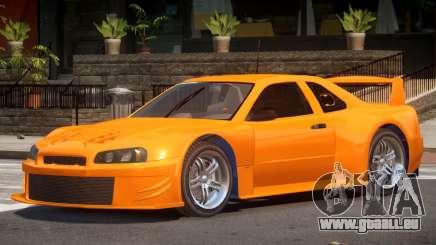 Nissan Skyline R34 ST pour GTA 4