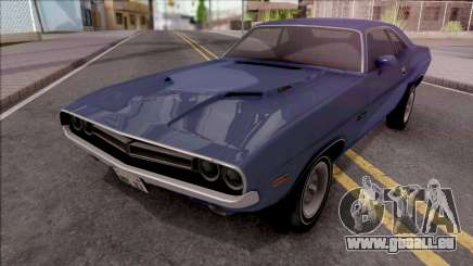 Dodge Challenger RT 1971 pour GTA San Andreas
