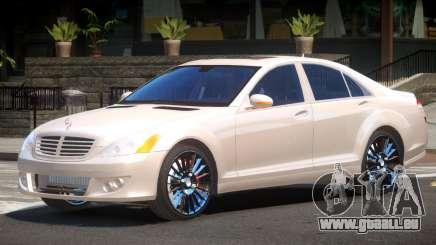 Mercedes-Benz W22 Brabus pour GTA 4