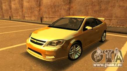 Chevrolet Cobalt SS Yellow pour GTA San Andreas