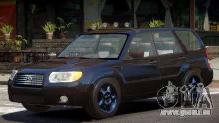 Subaru Forester V1.1 pour GTA 4