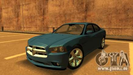 Dodge Charger RT LD 2013 für GTA San Andreas