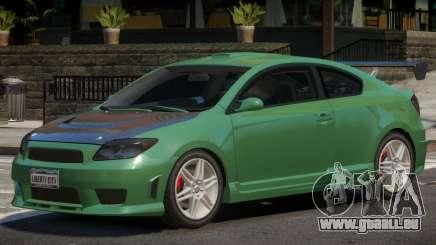 Toyota Scion S pour GTA 4