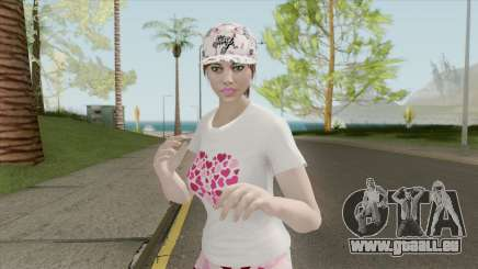 GTA Online Skin Random Female V2 für GTA San Andreas