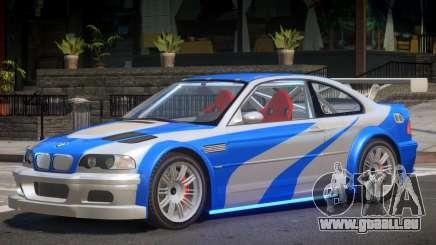 BMW M3 NFS MW pour GTA 4