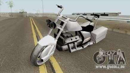 Wayfarer (Project Bikes) pour GTA San Andreas