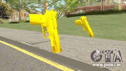 Bren Ten (Gold) für GTA San Andreas