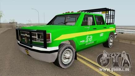 Chevrolet Cheyenne (SA Style) für GTA San Andreas