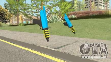 Ray Gun Space GTA V pour GTA San Andreas