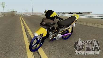 Yamaha Lagenda 115ZFI (Jupiter Mx) für GTA San Andreas