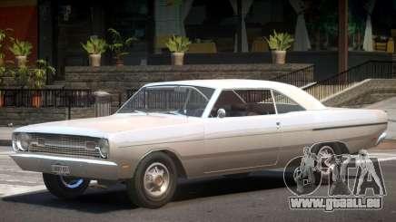 1969 Dodge Dart V1.1 für GTA 4