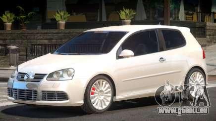 Volkswagen Golf R32 V1.1 pour GTA 4
