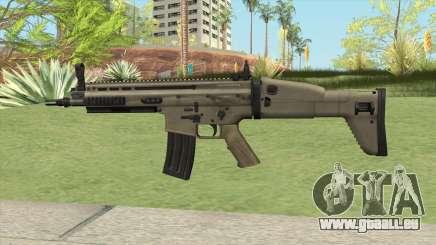 SCAR-L AR V2 pour GTA San Andreas