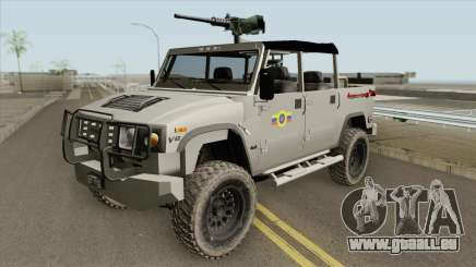 Cenareca UR-53AR50 Tiuna pour GTA San Andreas