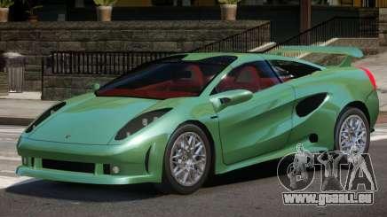 Lamborghini Cala V1 für GTA 4