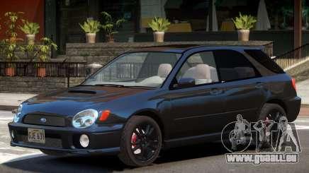 Subaru Impreza STI V1.2 pour GTA 4