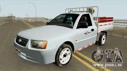 Hyundai Accent V2 pour GTA San Andreas