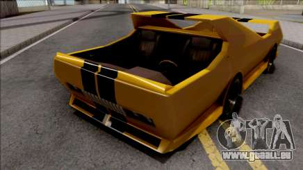 Dodge Deora v2 pour GTA San Andreas