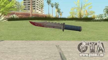 Hawk And Little Knife V2 GTA V pour GTA San Andreas